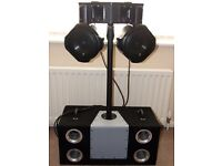 PROFESSIONAL USE STEREO SPEAKER SYSTEM - See Details