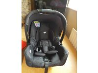 Two Group 0 Car Seats for sale both new