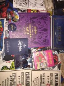 HARRY POTTER COLLECTION!!!