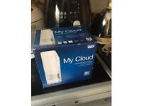 WD 3TB my cloud personal storage