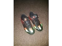 Messi football addidas kids trainers stoods size 2