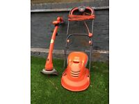 Flymo Lawn mower and trimmer