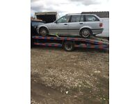 We buy your scrap vehicles - to book a collection call us on 0743788387