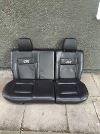Mk4 golf r32 rear bench seats