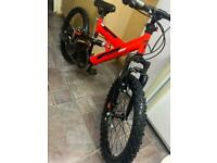 Awesome bike 10-16 age mint condition