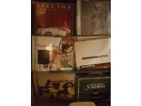 Over 70 Rock/Indie CD's - Manics, Oasis, Arctic Monkeys, Idlewild, The Klaxons etc