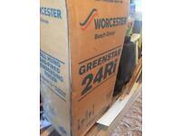 Worcester Greenstar 24Ri condensing boiler