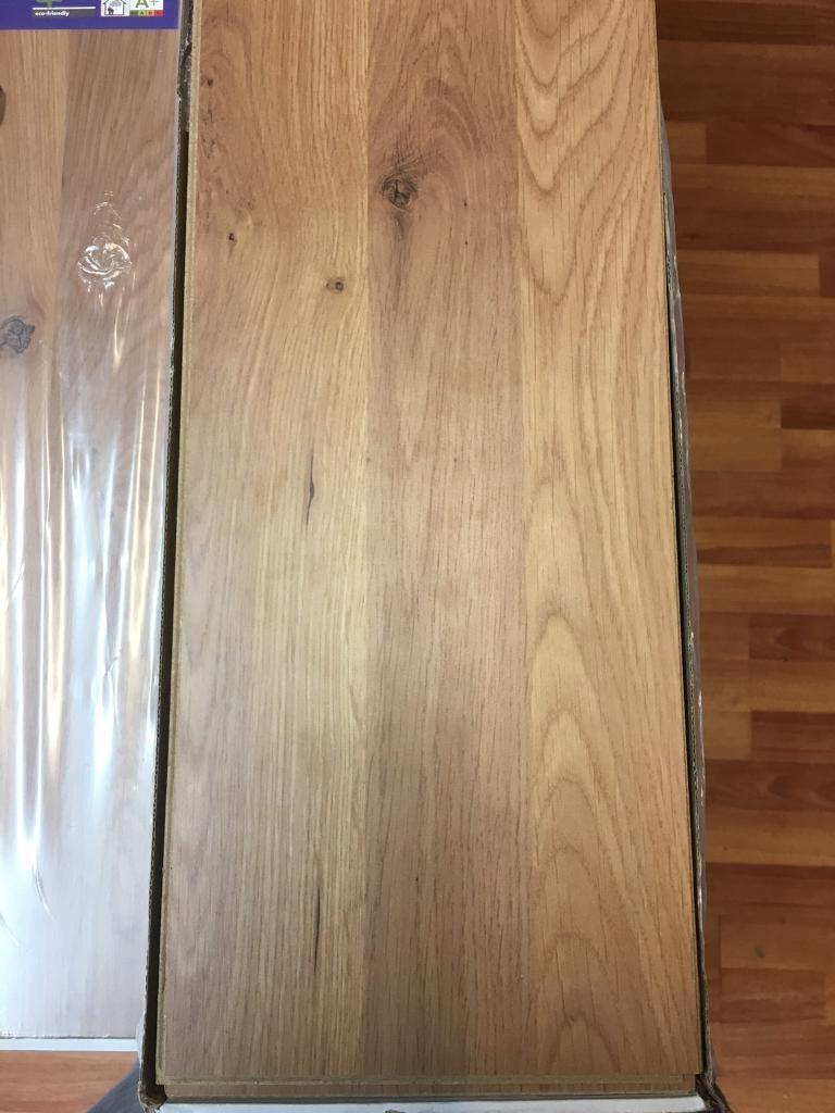 Piano X29 Packs Laminate Flooring 6MM Oak 2.50M2 Per Pack 72.5M2 Coverage