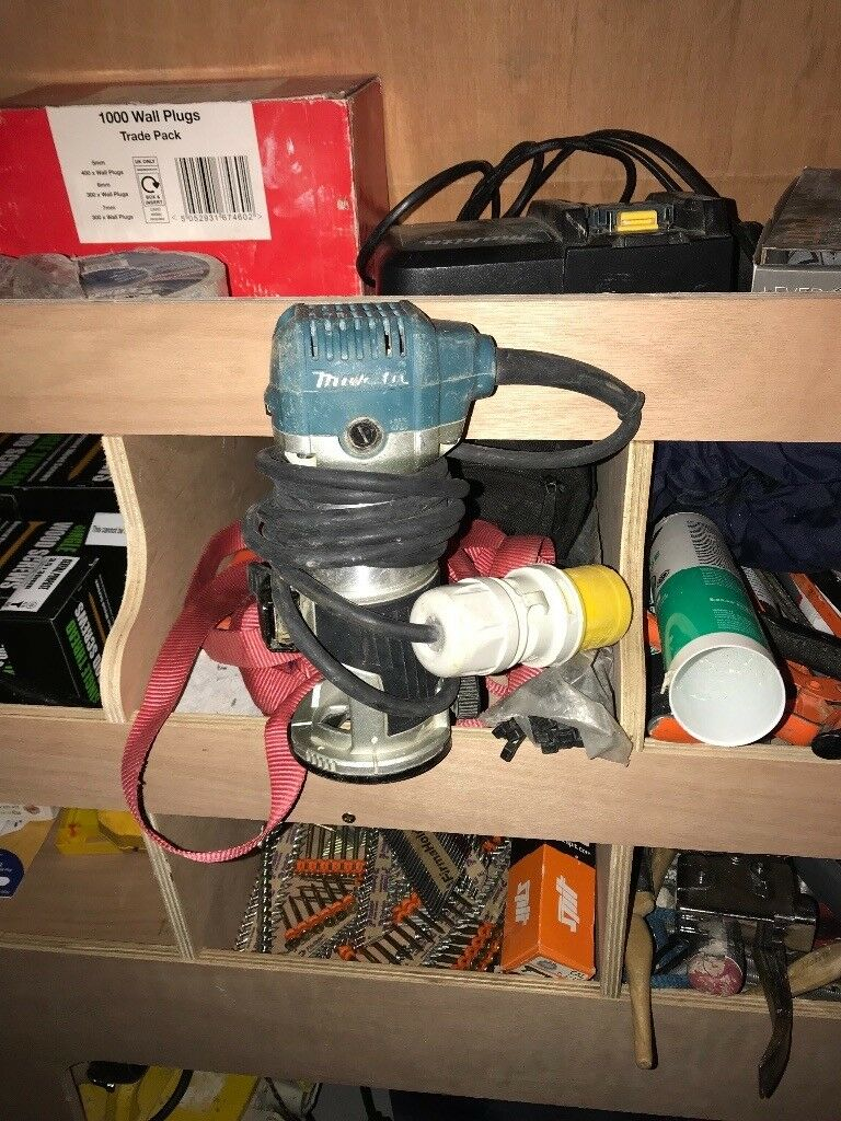 Makita router / laminate trimmer