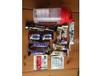 Protein and supplement bundle