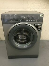 Hot point A+ 7 kg washing machine(delivery available)
