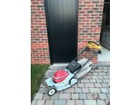 Honda Electric Lawnmower ***price reduced on 14/01/18***