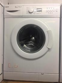 BEKO white good looking 6kg 1600spin washing machine