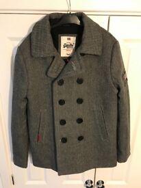 Men's superdry jacket large
