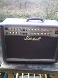 Marshall Acoustic Soloist Model AS80R