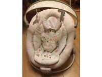Bright Starts Comfort & Harmony Baby Bouncer