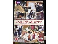 Call the midwife dvds season 1-2 plus Christmas special