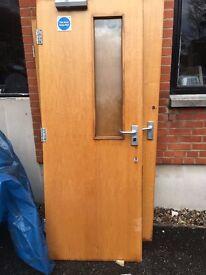 Office Doors / Fire Proof Doors *BULK or INDIVIDUALLY SOLD*