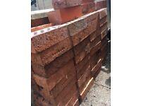 80 Red House Bricks