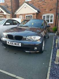 2006 BMW 116i sport immaculate condition, Low Mileage