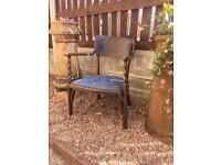 Vintage chair old