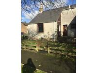 One Bed End Terraced Bungalow