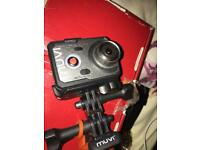 Muvi/Go pro camera for sale  West Yorkshire