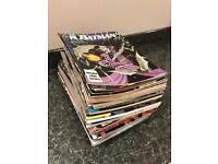 Comic books - Approx 90 - Free Postage