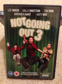 Not Going Out Series Three [DVD]