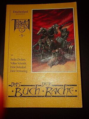 Drachenland Das Buch der Rache Traumreisen 5 Deckers