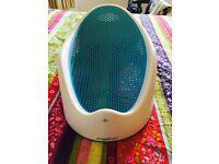 Angelcare bath seat (blue)