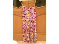 Size 6 summer dress