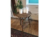 Bamboo Small Table