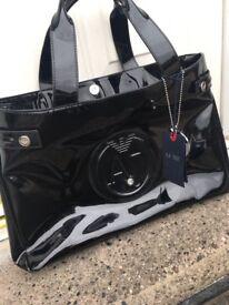 Armarni black bag