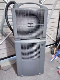 Rowenta compact line 2800 split air conditioning unit