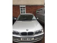 BMW 318 I SE FOR SALE, good run around or spares