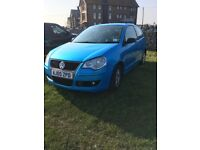 VW Polo 1.2, 2005, 12 Months MOT with no advisories.