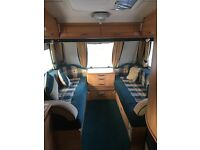 Swift Conqueror 610 2002 Lux 5 berth caravan ***excellent condition ****