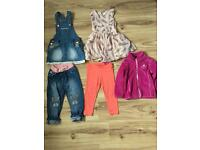 Girls 2-3yr clothing bundle (13 items)