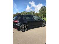 Volkswagen Golf gtd mk7