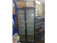 Double door fridge used but perfect working order
