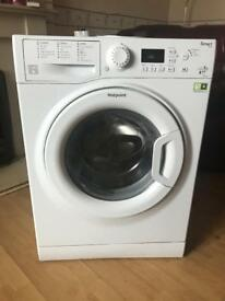 Hotpoint 9kg Smart-Tech washer