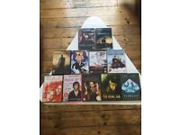 11 DVDS!! £8 only