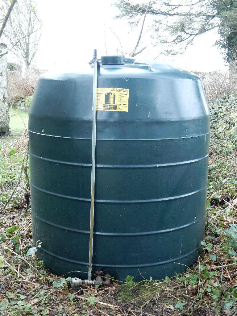 Oil storage tank plastic | in Ballymena, County Antrim | Gumtree