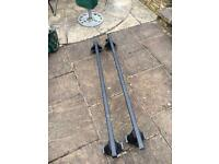 Ford roof bars 04 to 10 plate