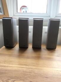Denon surround sound speakers
