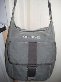 Grey Handbag - Special Label