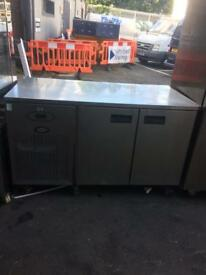 Commercial Counter Bench Fridge Takeaway Cafe Fridge Shop Prep Fridge