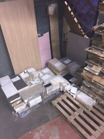 LARGE BATCH OF TILES SALE!!! UP TO 80% OFF!!!!!