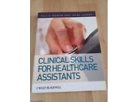 Clinical Skills for Health Care Assistants book
